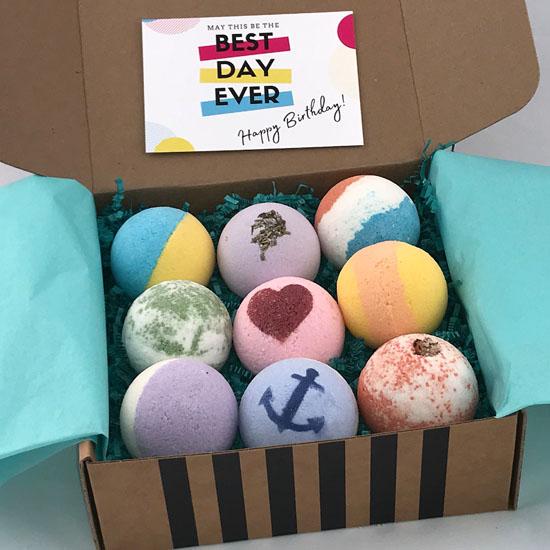 bithday gift box