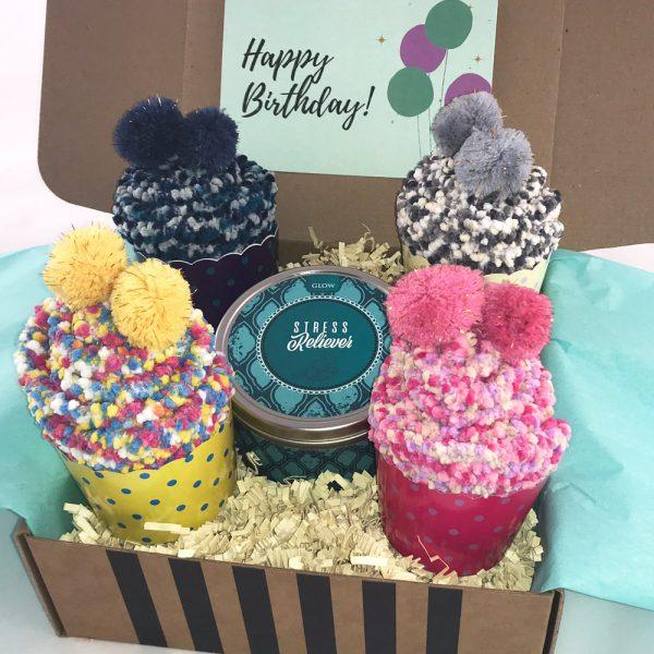 boho gift box for her