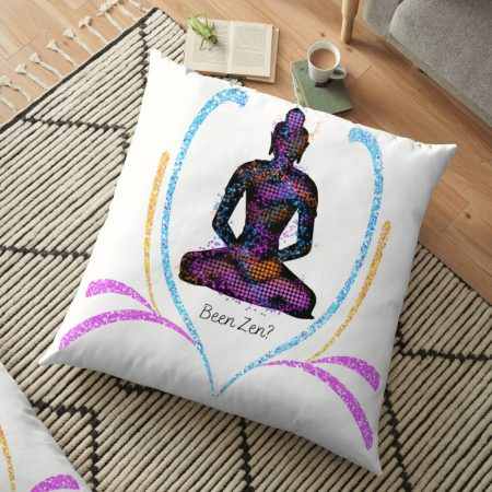 Been Zen Meditation Pillow
