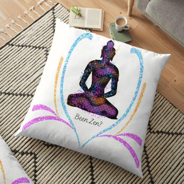 Been Zen Meditation Pillow
