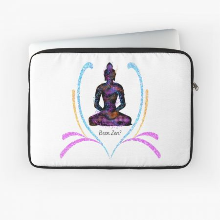 Been Zen laptop sleeve